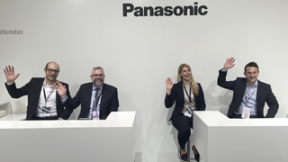 Panasonic PR-Team von JDB MEDIA